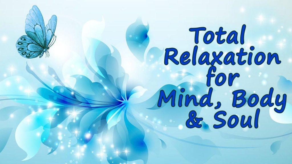 Θεραπεία Χαλάρωσης, Ξεκούρασης & Ανανέωσης της Ενέργειας   Love Truth Life