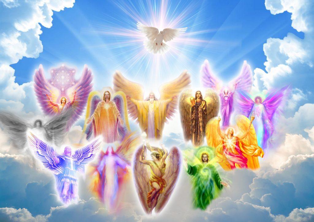αγγελική θεραπεία