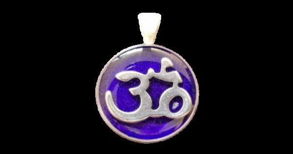 Mενταγιόν Ενεργειακής Προστασίας - Om Spiritual Symbol